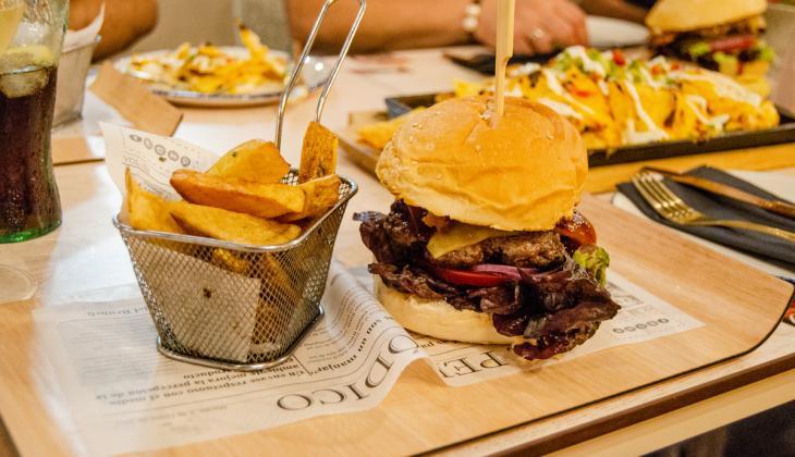 Presentación burgers.love blog
