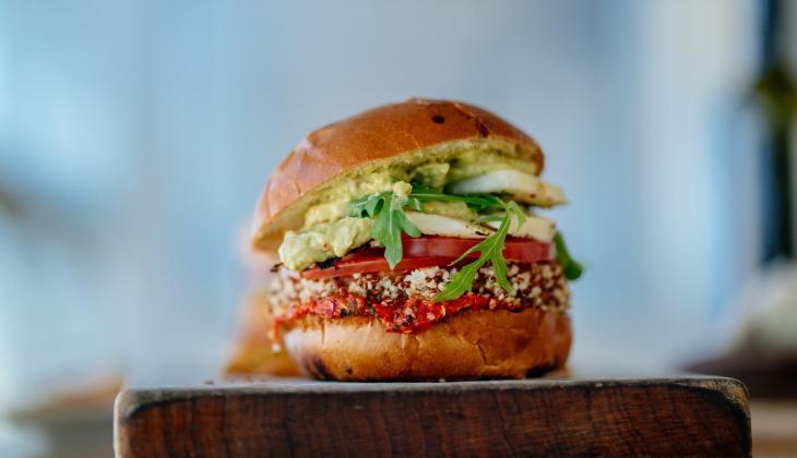 Cuántos tipos de hamburguesas veganas hay